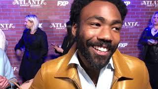 Donald Glover and ATLANTA cast talk about Robbin Season