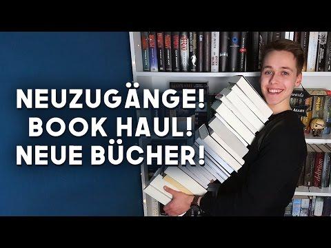 NEUZUGÄNGE | Bücher HAUL! | Ohne Ende neue Bücher