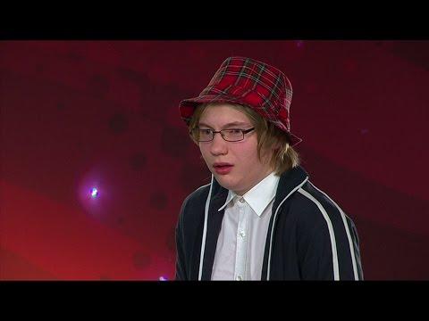 Jonathan och Martin lurar brallorna av juryn i Idol 2009 - Idol Sverige (TV4)