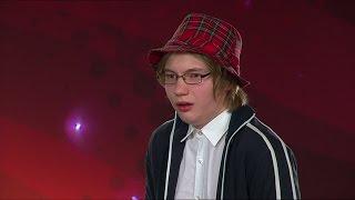 vuclip Jonathan och Martin lurar brallorna av juryn i Idol 2009 - Idol Sverige (TV4)