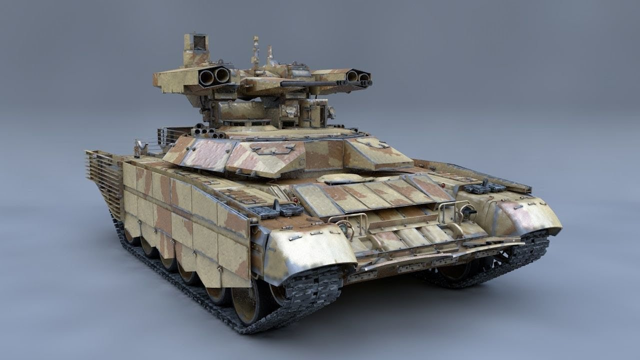 ними картинки танк терминатор словам очевидцев