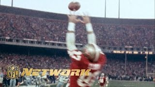 'The Catch' & the Birth of a 49ers' Dynasty | 'The Timeline: A Tale of Two Cities' | NFL Network