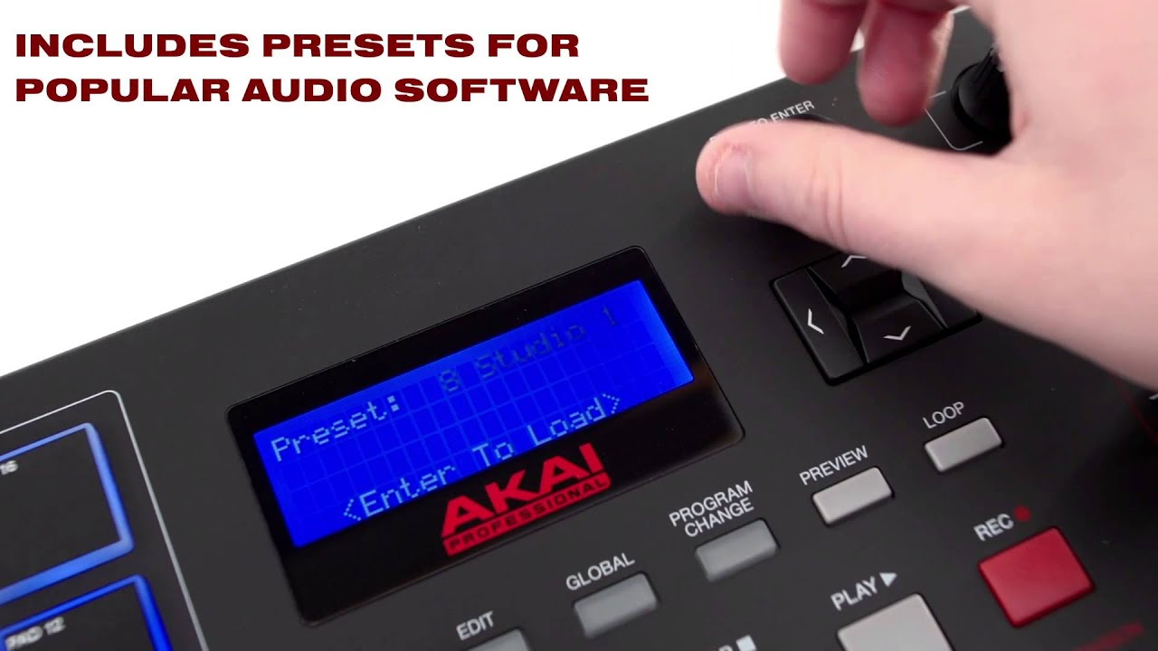 Akai Professional MPK249 Keyboard Controller   Sweetwater