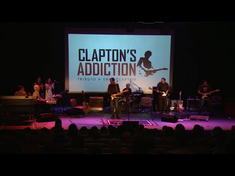 Clapton Addiction - Live in the Espinho Solverde Casino [Full Concert]