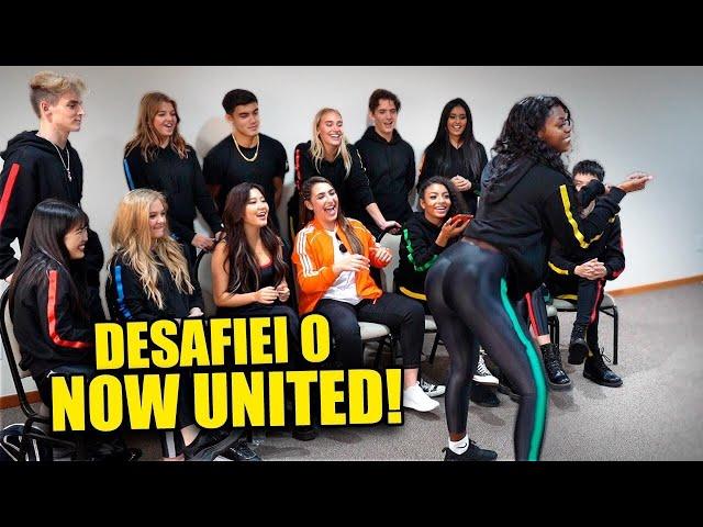 VERDADE OU DESAFIO COM NOW UNITED!