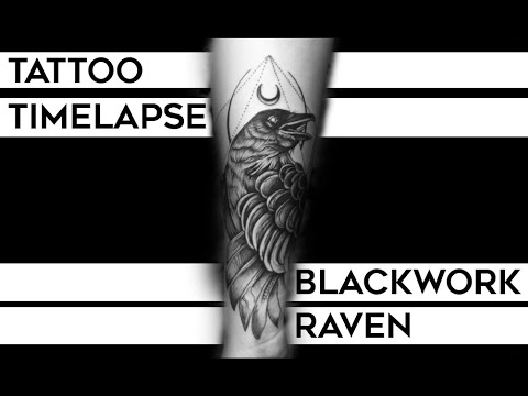 Tattoo timelapse :