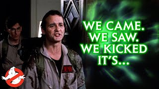 GHOSTBUSTERS - Best Movie Quotes