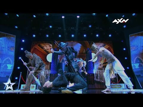 ADEM Dance Crew Semi-Final 2 – VOTING CLOSED | Asia's Got Talent 2017