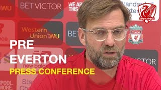 everton-vs-liverpool-jurgen-klopp-press-conference