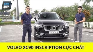 Đánh giá Volvo XC90 Inscription CỰC CHẤT và nhận mô hình 1:18 SIÊU ĐẸP