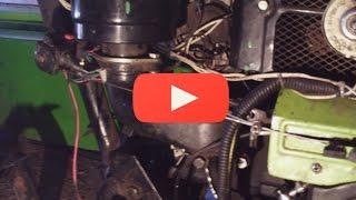 ручной газ для мини трактора(, 2016-04-22T07:52:07.000Z)