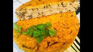 Làm chả hấp chay thơm ngon mà không cần trứng (Vegan steamed meatloaf) - - Bếp Nhà Nội