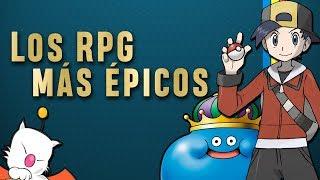 Los 5 juegos RPG más épicos I Fedelobo