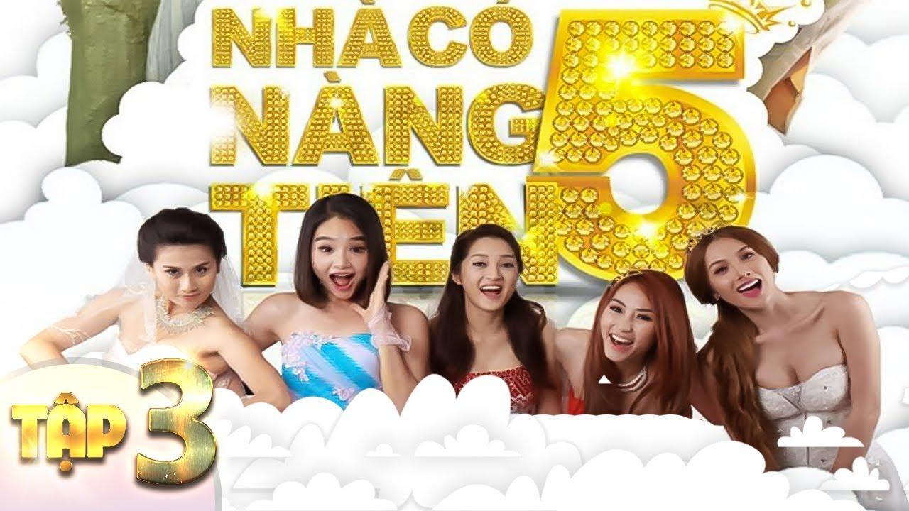 Nhà Có 5 Nàng Tiên – Tập 3 | Hoài Linh, Việt Hương, Chí Tài, Miu Lê, Bảo Anh [Phim Truyền Hình]