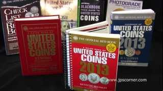 JP's Corner: Coin Books & Pricing Guides