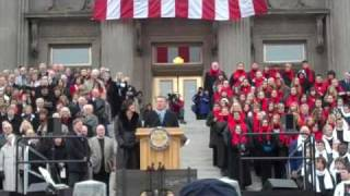 Idaho Capitol Rededication - Governor Butch Otter