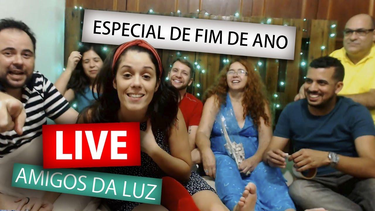 LIVE ESPECIAL DE FIM DE ANO (Com todo o Elenco!)