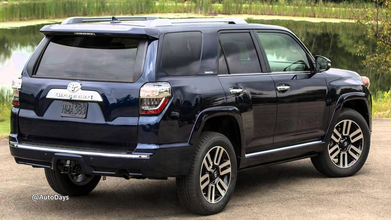 2014 Toyota 4Runner Limited Specs | Design Review
