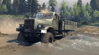 Spintires Gameplay (PC HD)