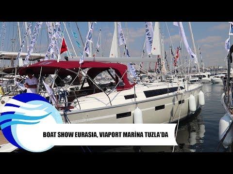 Boat Show Eurasia, Viaport Marina Tuzla'da
