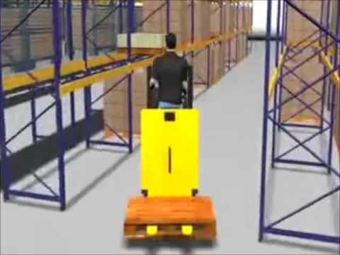 Carretillas o elevadores de carga youtube - Carretillas de carga ...