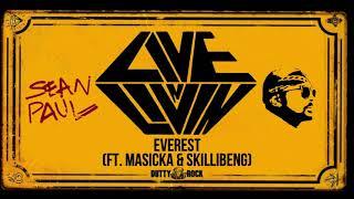 16 Sean Paul - Everest ft. Masicka & Skillibeng