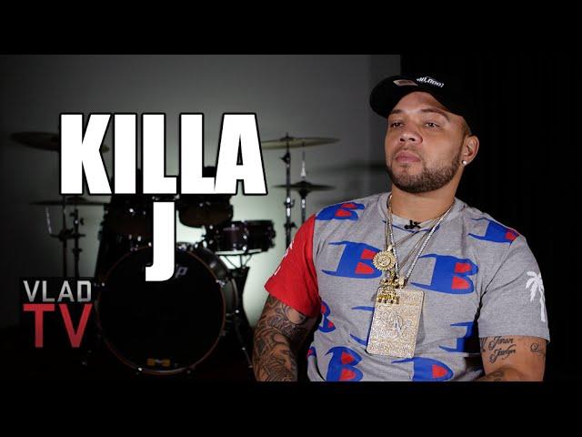 Killa J on Getting Shot During Soulja Boy Bday Robbery & Says Soulja Ran Out with Gun