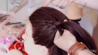 Пример урока от школы кос в Саратове