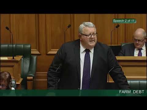 Farm Debt Mediation Bill – First Reading – Video 2