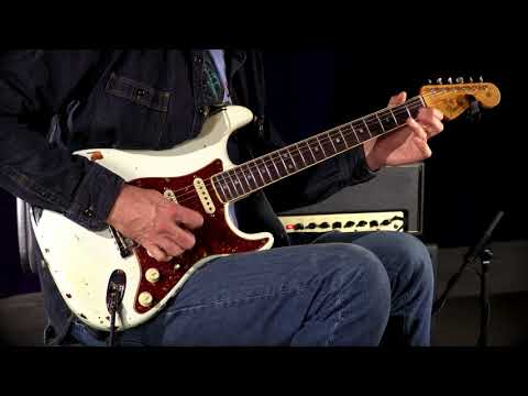 Fender Custom Shop 2016 Limited 60's Stratocaster Heavy Relic  •  SN: CZ525984