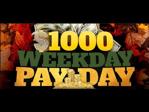Work At Home Mailing Flyers Millionaire Mailer Proof Another $1000 Payday