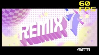 36. [60 FPS] Remix 7 & End Credits/Cast - Rhythm Heaven Fever