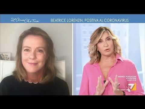 Il racconto di Beatrice Lorenzin, positiva al Coronavirus: