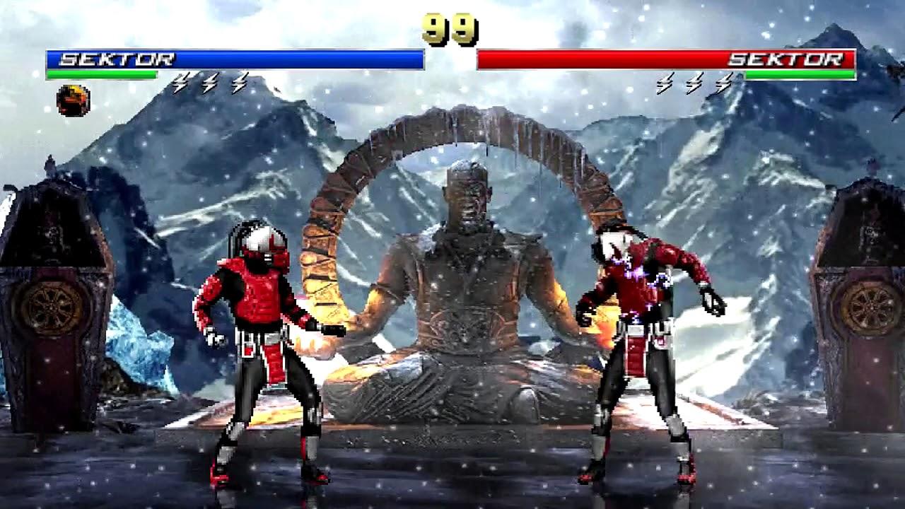 Mortal Kombat Project 4 1: Season 2 9 is perhaps the best free MUGEN