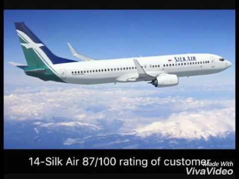 Top 10 Best Asian Airline 9 Jan 2017