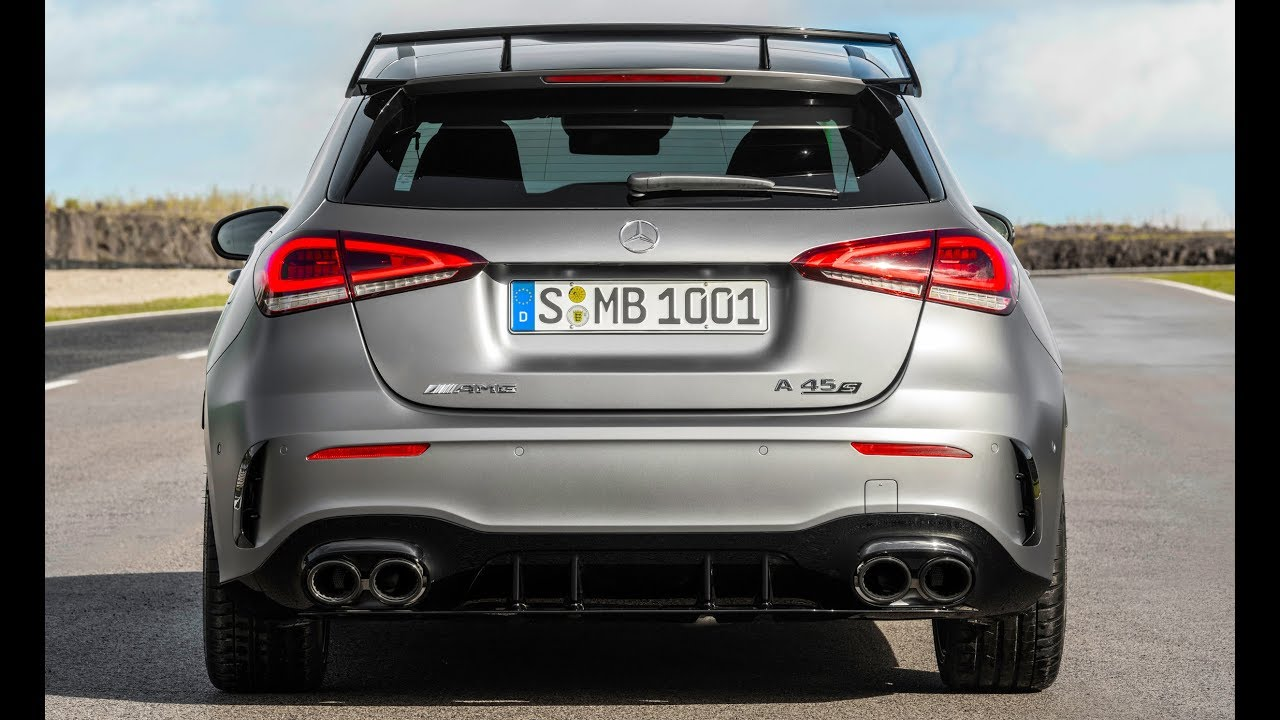 2020 mercedes amg a 45 s 4matic  416 hp  u064dsuper hatchback