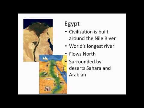 Egypt and Mesopotamia Essay Sample