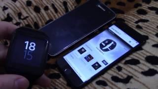 опыт использования Отзыв Iphone 7, Android Wear, Sony Smartwatch 3, Galaxy S7