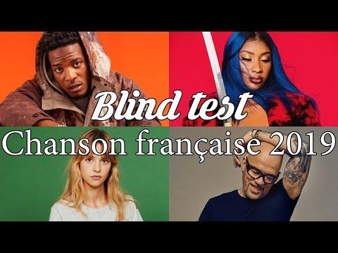Blind Test - Chanson Française 2019