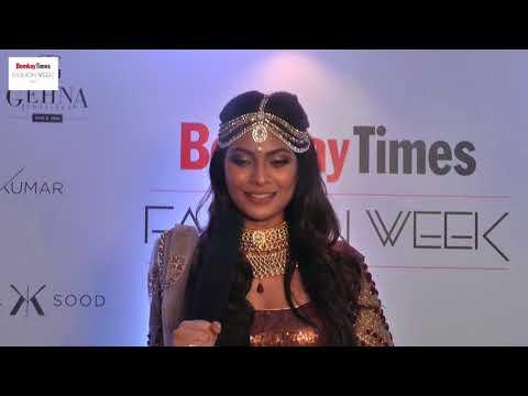 Lopamudra Raut at Bombay Times Fashion Week 2017