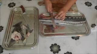 канал вкусного настроения  осетр на луке sturgeon and onion