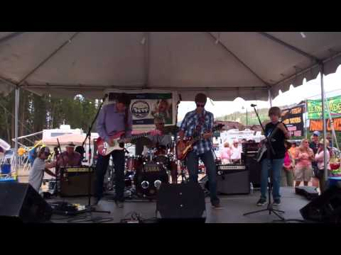 The Meyer Brothers Band with Austin Young - Golden Rule cover