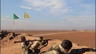 9 قتلى من أفراد داعش في كمين نصبه مقاتلون أكراد في عين العرب كوباني- أخبار الآن