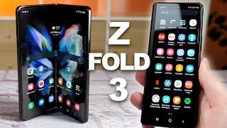 Ein wahres Falt-Wunder? Samsung Galaxy Z Fold3 im Test   CHIP
