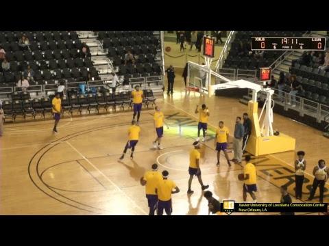 2017-11-29 XULA Women's Basketball vs. LSU-Alexandria