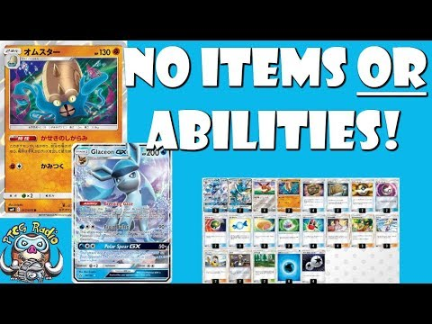 Crazy Japanese Pokemon Deck Takes Away Your Items AND Abilities! (& Energy)