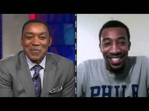 Jordan McRae GameTime Interview After Record 61-Point Game
