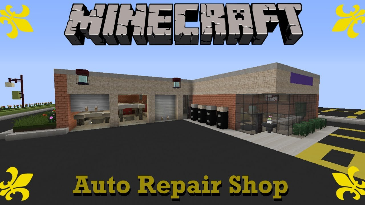 Design car repair workshop - Design Car Repair Workshop 20