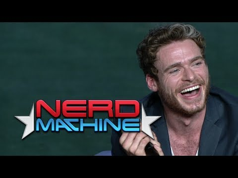 Highlights: Conversation with Richard Madden  Nerd HQ 2013 HD