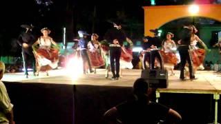 la huerta jalisco  bailable del 16/09/2010